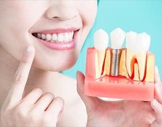 grow new teeth
