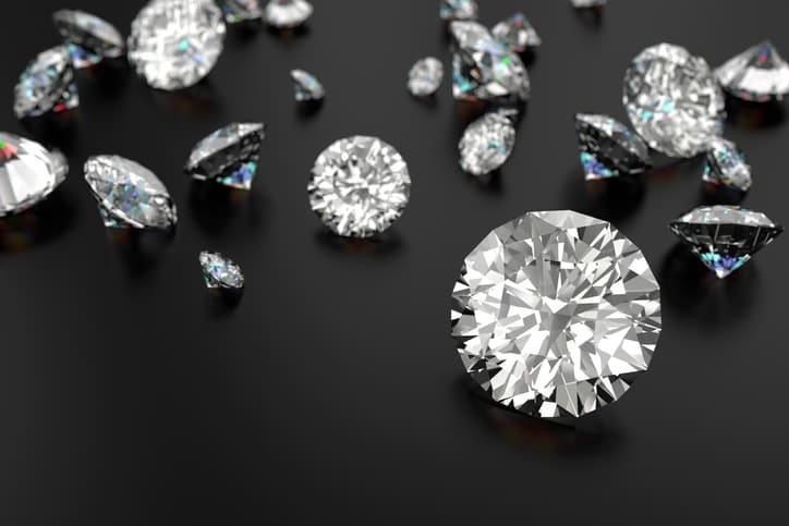 diamonds are not only for luxury, they can also be used in dental implants