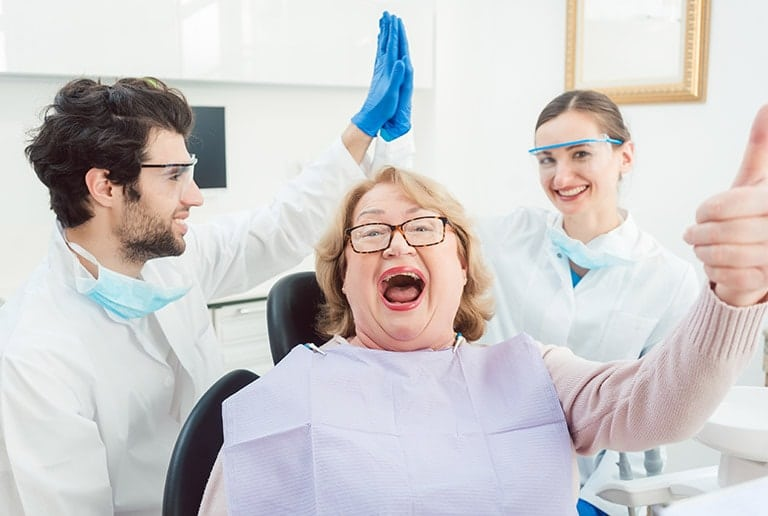 All On Four Dental Implants Benefits