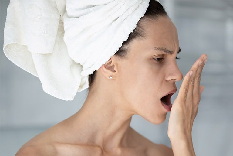 Periodontal Disease Bad Breath
