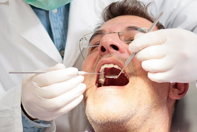 Teeth Cleaning An Examination
