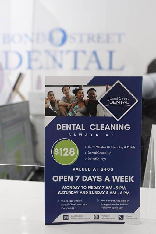Emergency Dental Cleaning