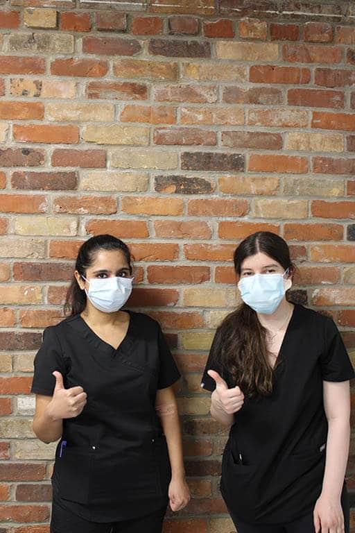 Friendly Staff Bondwest Dental Clinic